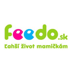 4 € Zľava na prvý nákup na Feedo.sk